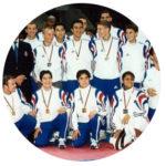 photo de groupe équipe de France