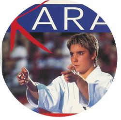 une presse karate