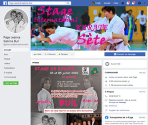 visuel page facebook
