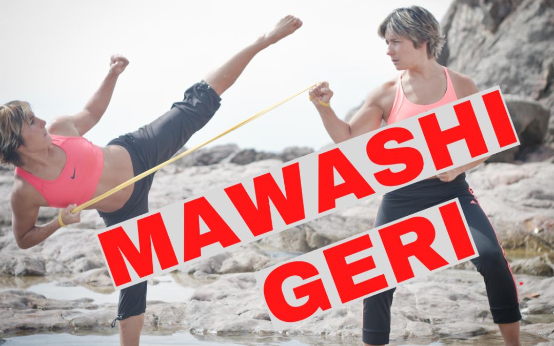 MAWASHI GERI : apprendre et perfectionner ce coup de pied circulaire