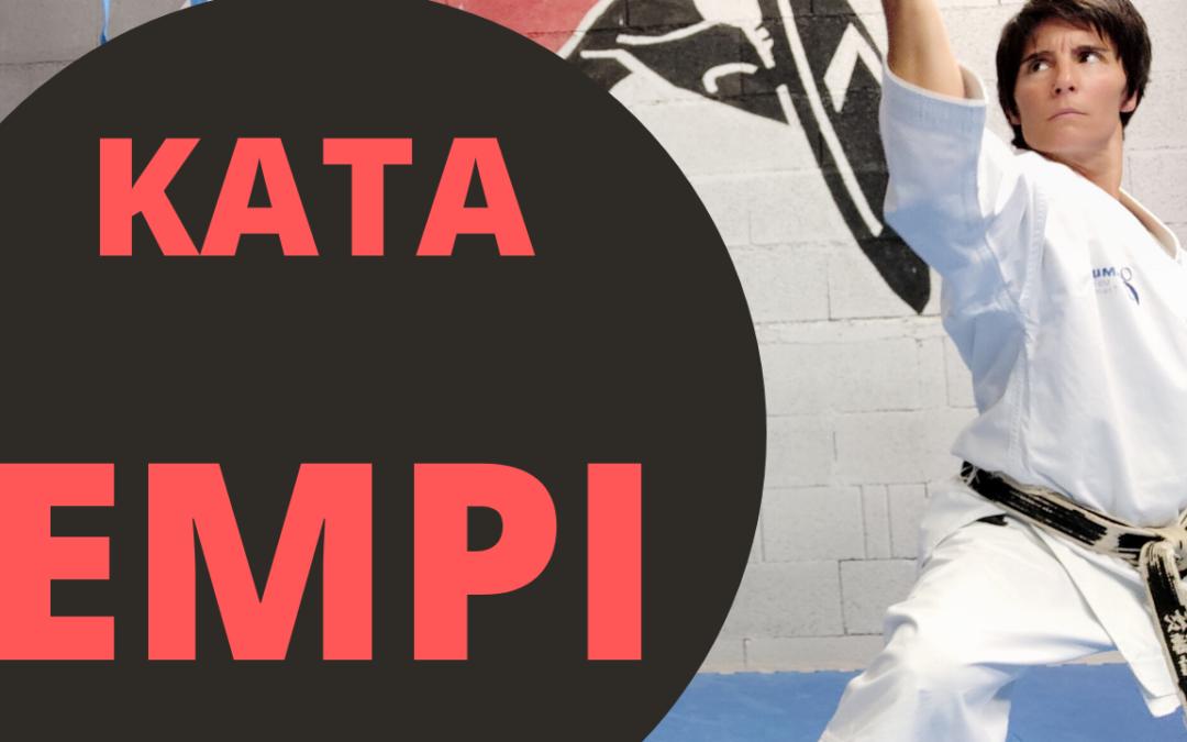 Kata EMPI : détails apprentissages ou perfectionnements – Jessica et Sabrina BUIL