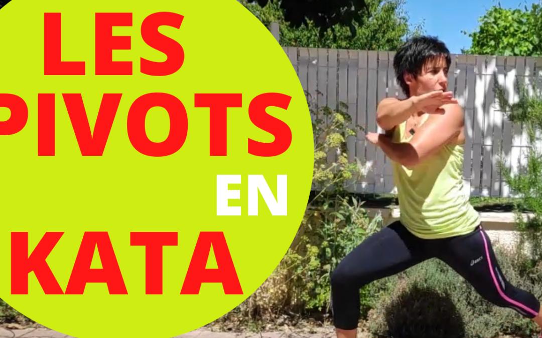 COMMENT TOURNER EN KATA ?  – Pivoter efficacement – Jessica et Sabrina BUIL