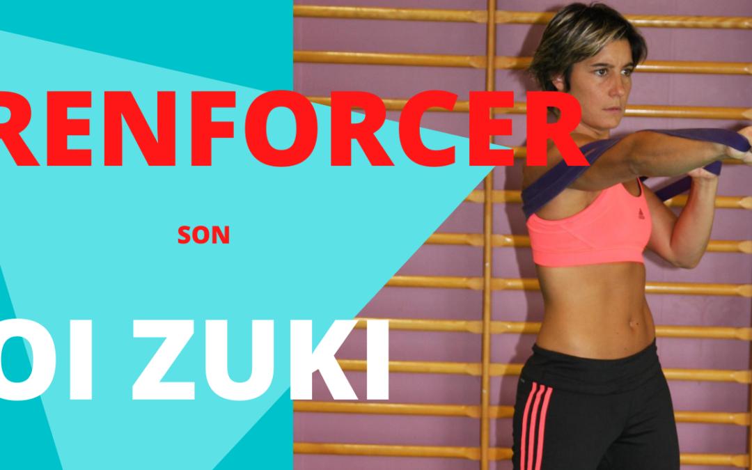 COMMENT RENFORCER son OI ZUKI !!! – exercices spécifiques- Jessica et Sabrina BUIL