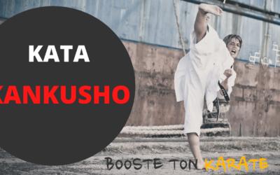 Apprendre et perfectionner le KATA KANKUSHO- Jessica et Sabrina BUIL