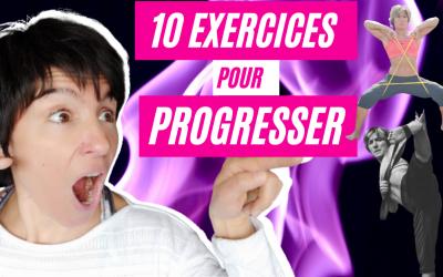 10 EXERCICES simples et rapides pour T'AMELIORER en KATA