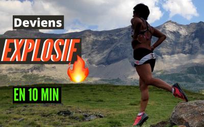 Deviens plus EXPLOSIF : circuit training pour gagner en explosivité -Jessica et Sabrina Buil